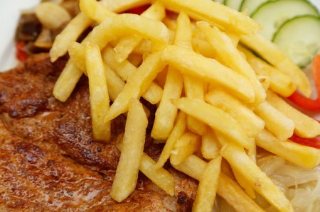 French Fries - Public Domain
