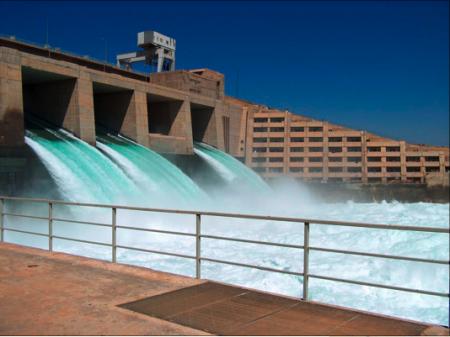 Haditha Dam Iraq