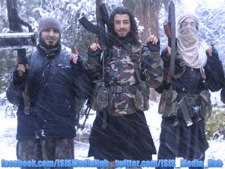 ISIS Fighters - ISIS Media Hub