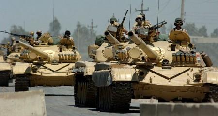 Iraqi Tanks