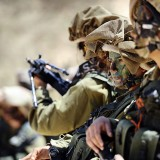 Israeli Troops - taken by the Israel Defense Force