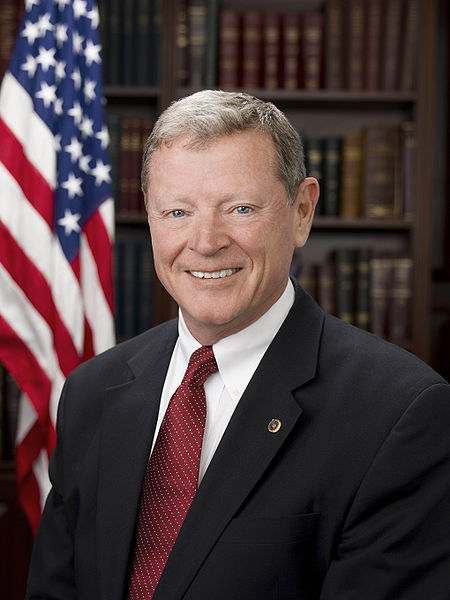 Jim Inhofe - Public Domain