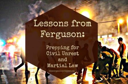 Lessons From Ferguson