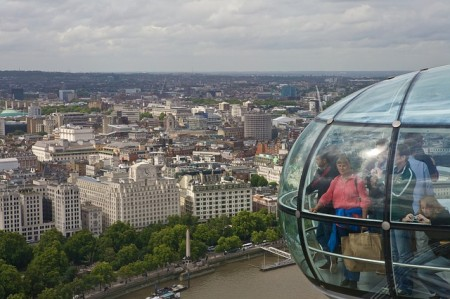 London Skyline - Public Domain