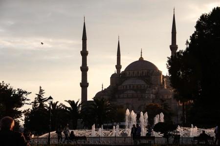 Muslim Mosque - Public Domain
