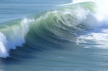 Pacific Ocean - Public Domain
