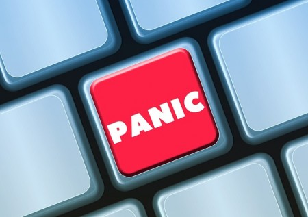 Panic - Public Domain