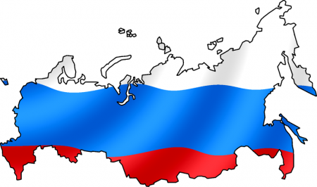 Russian Flag Map - Photo by Osipov Georgy Nokka