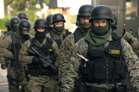SWAT Team - Oregon Department Of Transportation