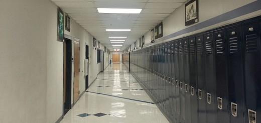 School Hallway - Photo by Maryland Pride