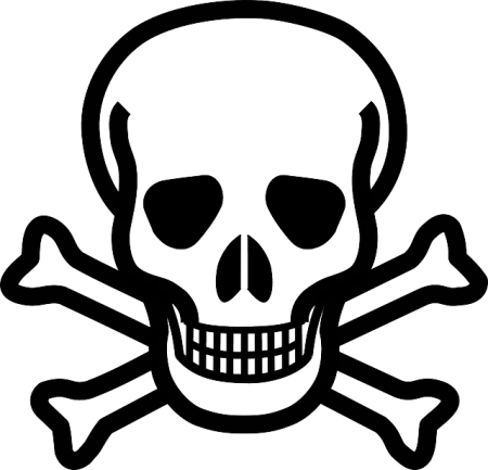 Skull And Crossbones - Public Domain