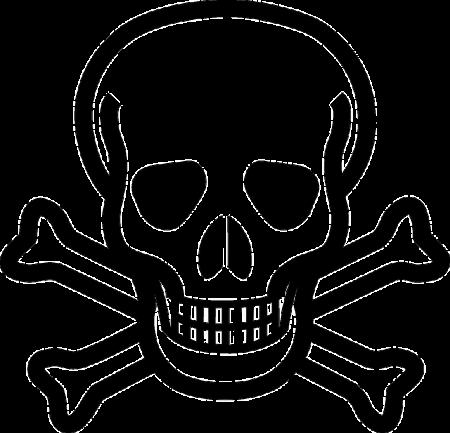 Skull And Crossbones - Public Domain