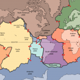 Tectonic Plates - Wikipedia