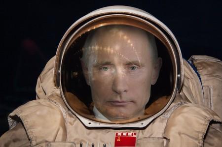 Vladimir Putin - Public Domain