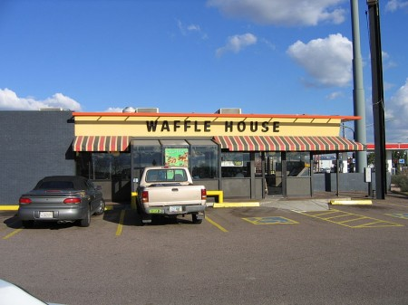 Waffle House - Photo by Scott