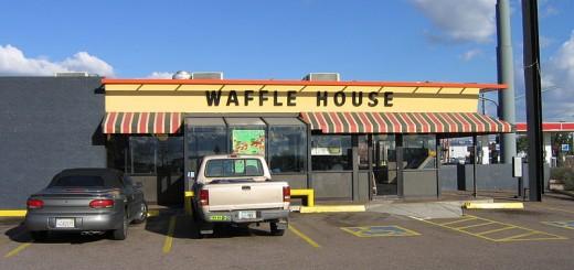 Waffle House - Photo by Scott