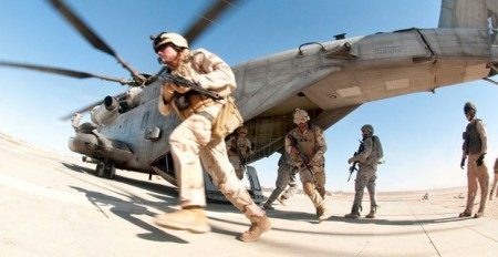 Boots On The Ground In Iraq