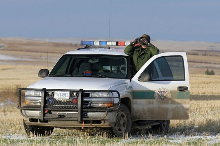Border Patrol - Public Domain