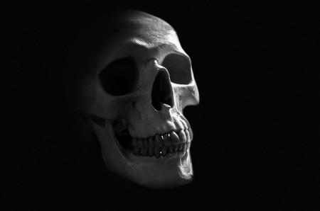 Death Skull - Public Domain