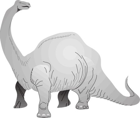 Dinosaur - Public Domain