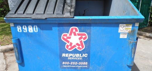 Dumpster - Public Domain
