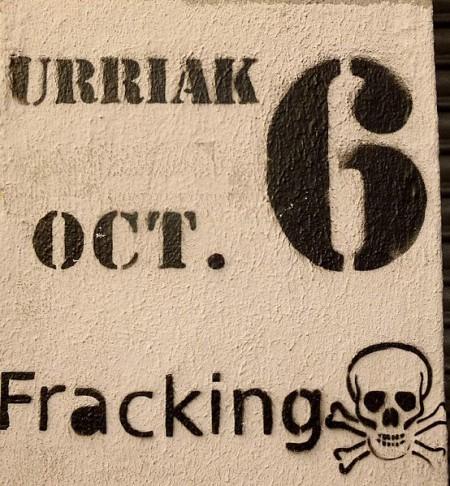 Fracking - Photo by Zarateman