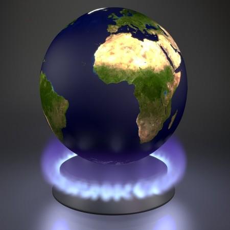 Global Warming - Public Domain