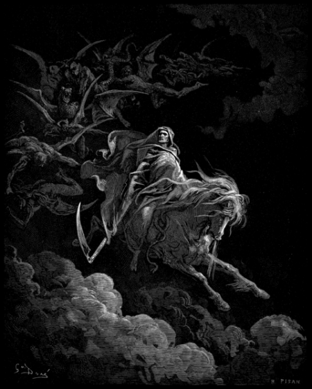 Gustave Doré - Death on the Pale Horse