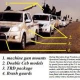 ISIS Toyota Trucks