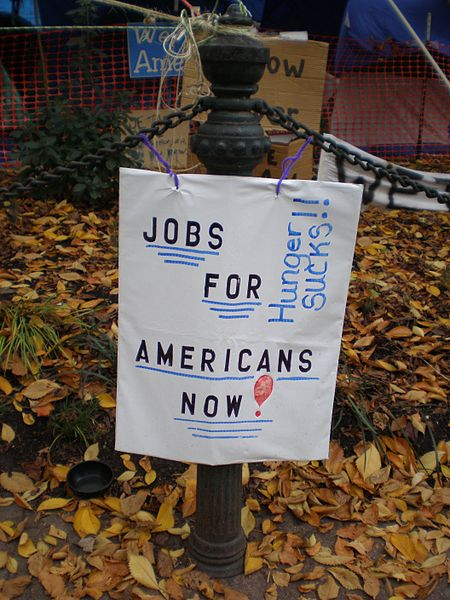 Jobs - Photo by Another Believer