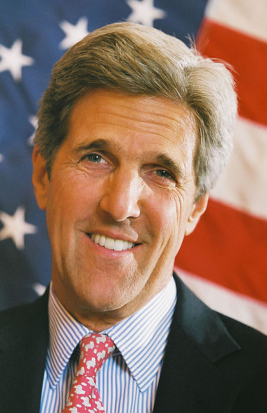 John Kerry - Public Domain