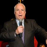 John McCain - Photo by Dan Bennett