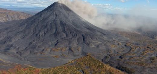 Karymsky volcano - Wikicommons