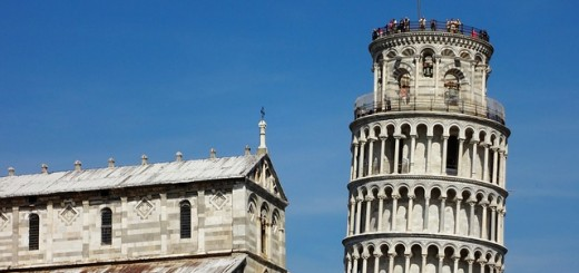 Leaning Tower Of Pisa - Public Domain