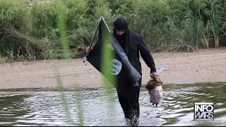 Man Crosses U.S. Border Dressed As ISIS Terrorist