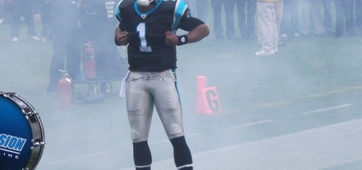 NFL Cam_Newton_during_the_2011_NFL_season - Photo by Pantherfan11