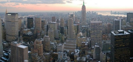 New York Skyline - Wikimedia Commons
