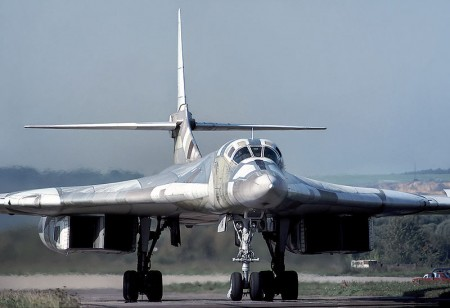 Russian Bomber - Photo by Rob Schleiffert