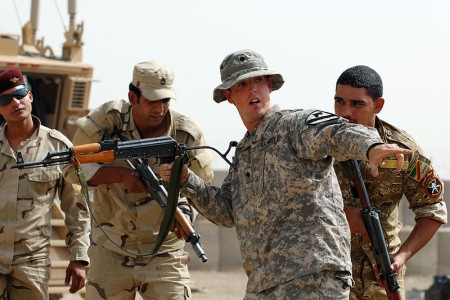 U.S. Troops In Iraq - Public Domain