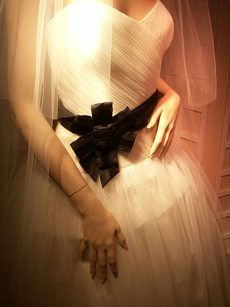 Wedding Dress - Photo by Daniel Lobo