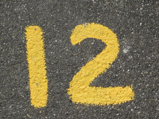12 - Public Domain