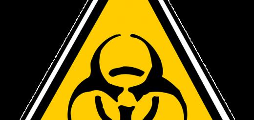 Biohazard Sign - Public Domain