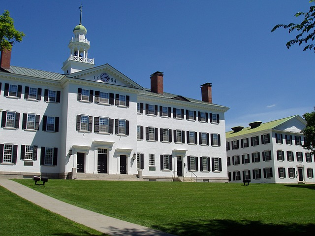 Dartmouth College - Public Domain