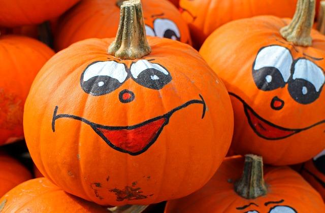 Halloween - Public Domain