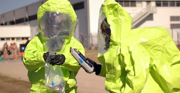 Hazmat Suits - Wikimedia Commons