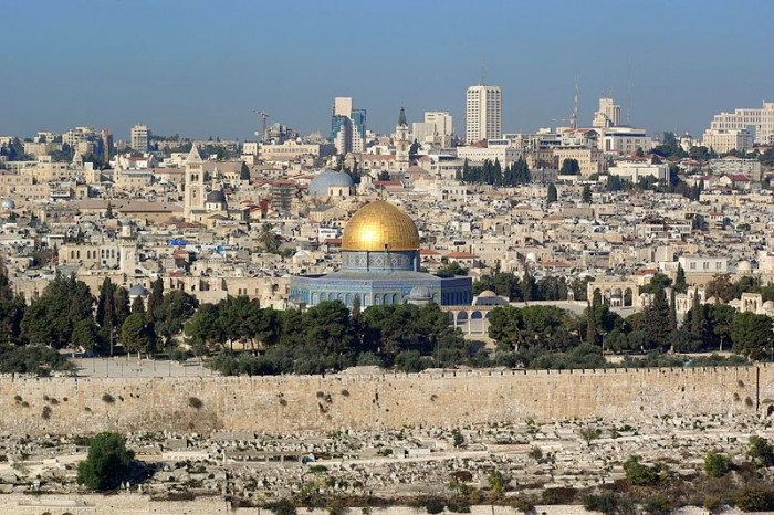 Jerusalem - Photo by Berthold Werner