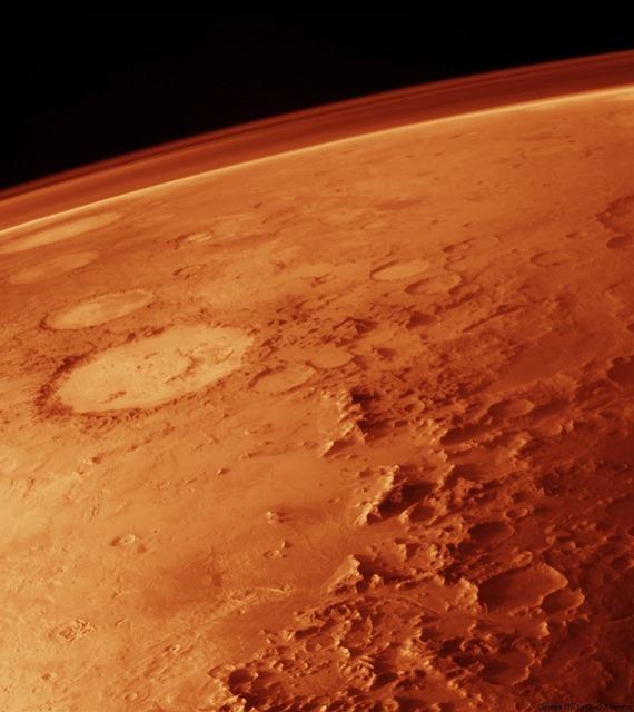 Mars - Public Domain