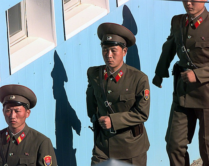 North Korean Army - Public Domain