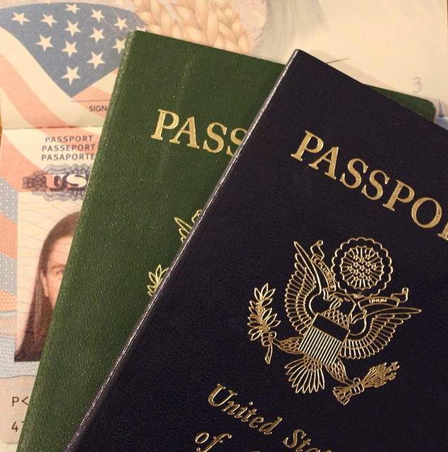 Passport - Public Domain