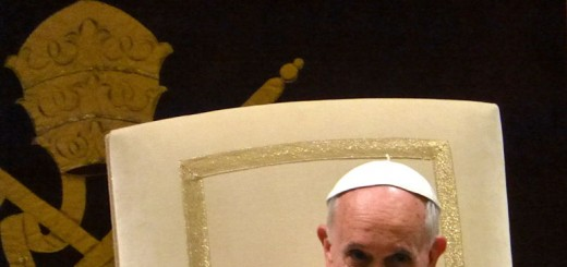 Pope Francis - Photo by Christoph Wagener